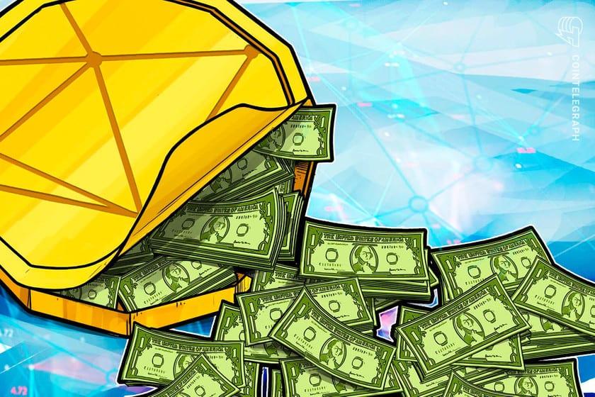 Coinbase custodies 11% of entire crypto capitalization  #bitcoin