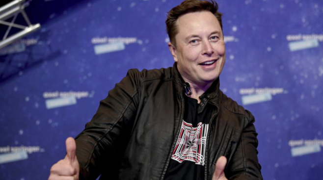 @Forbes's photo on Elon