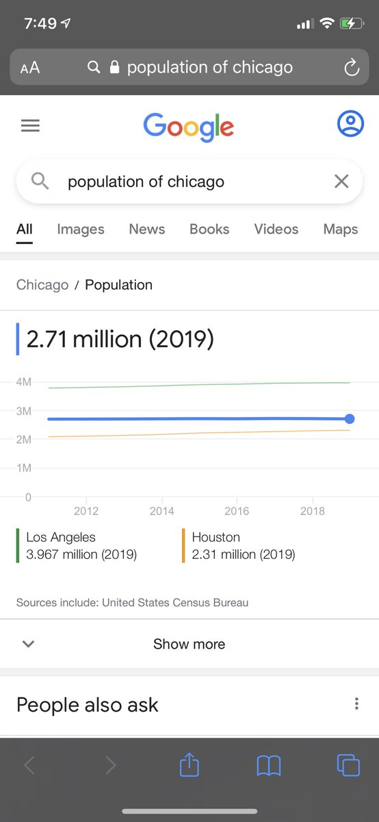 """""""You know, Chicago's a small town."""" I'm sorry, WHAT? #TheBachelor #womentellall"""