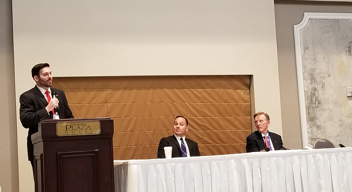 This past Saturday in #Orlando, I popped-in to the @RNRenewal panel discussion featuring state Rep. @AnthonySabatini -- one of #Florida's rising conservative stars -- & Arizona Congressman @DrPaulGosar.  It was very interesting! #FlaPol #Sayfie #UncancelAmerica #CPAC2021