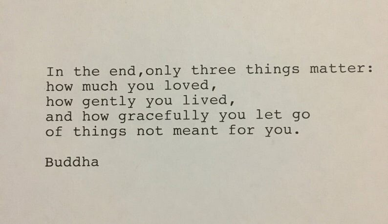 Replying to @ValaAfshar: In the end, only three things matter: