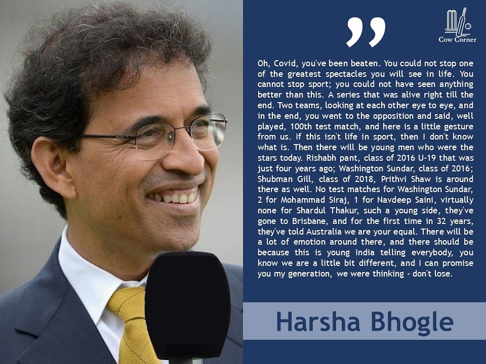 @SonySportsIndia  make this clip available please. @bhogleharsha  #IndvsAus