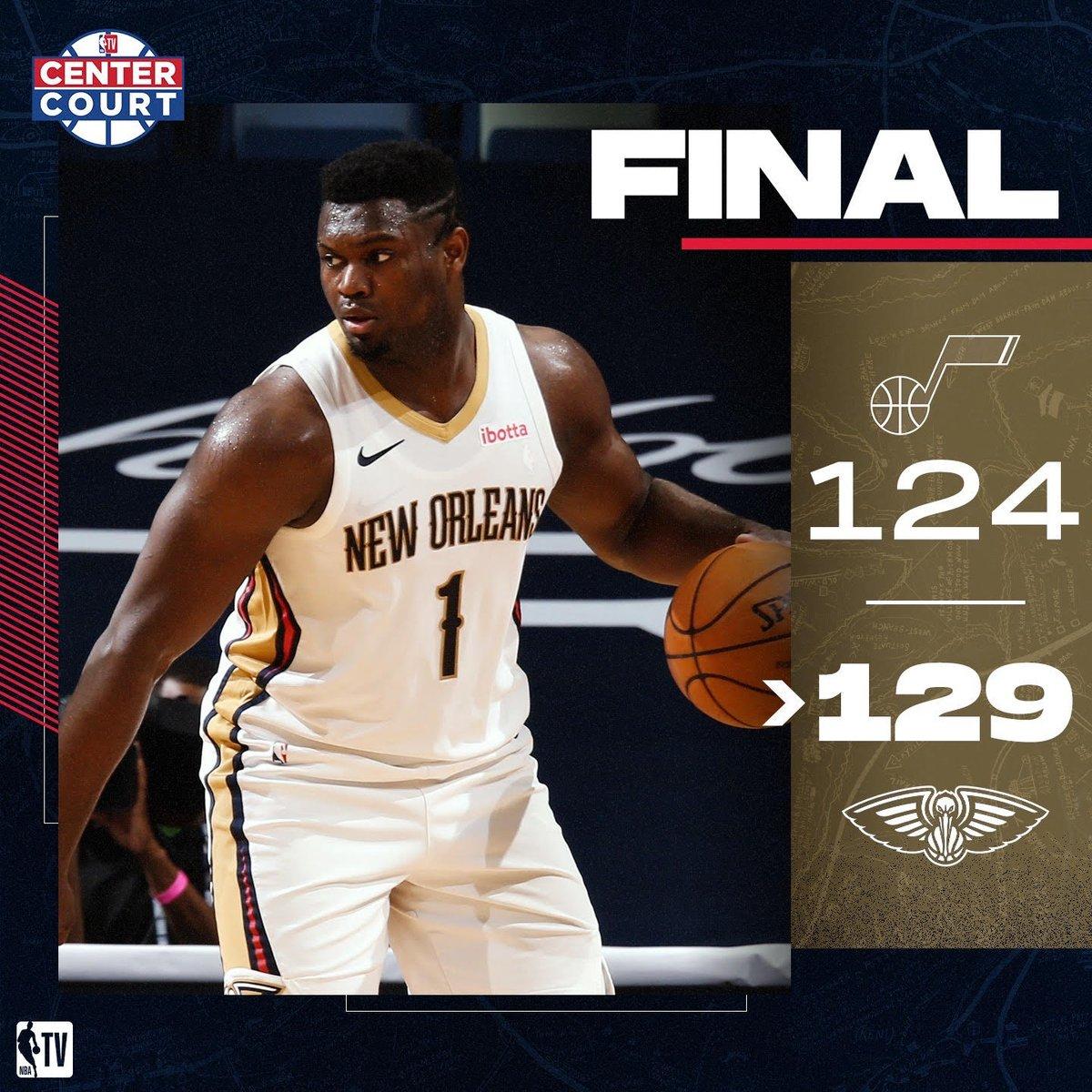 @NBATV's photo on Pelicans