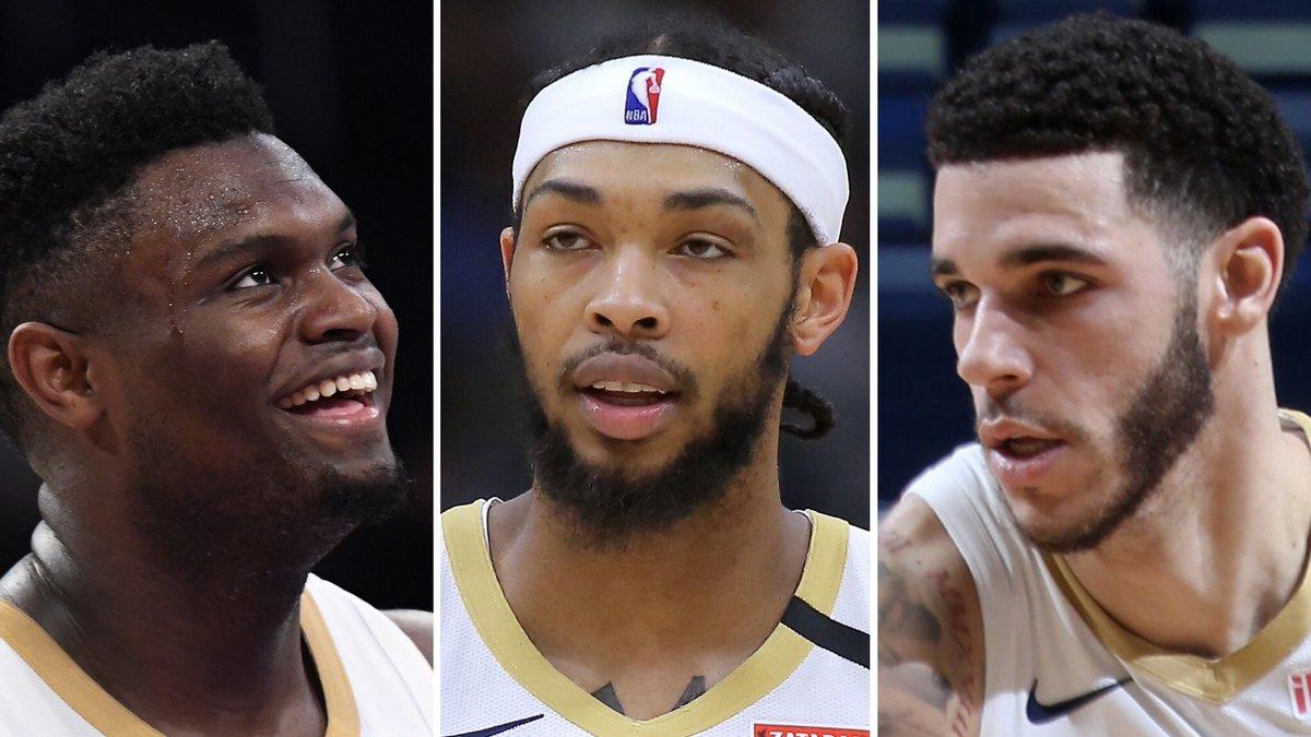 @ESPNNBA's photo on Pelicans