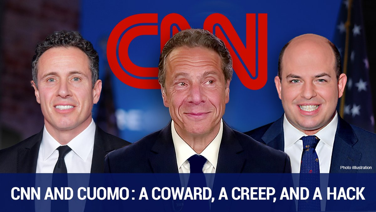 This evening on @CNN @ChrisCuomo broke his silence on brother @NYGovCuomo saying he obviously 'cannot cover' harassment claims