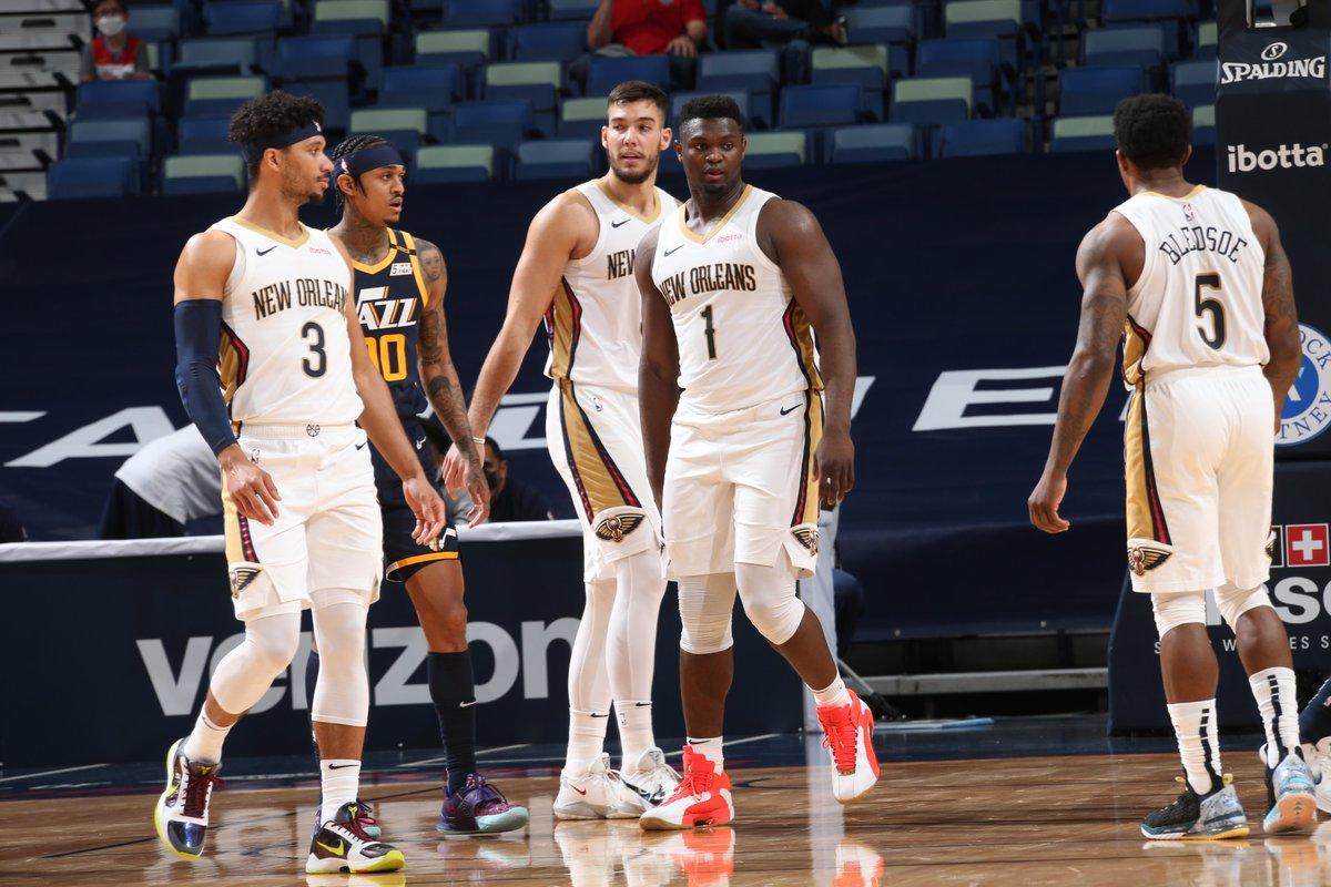 @ESPNStatsInfo's photo on Pelicans