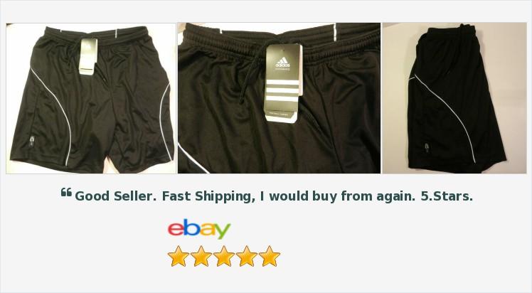Adidas Soccer Shorts Women clima365 NWT Black Size Medium Active Wear | eBay #adidas #soccer #spring #easter #retweet   (Tweeted via )