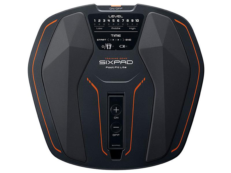 シックスパッド、自宅で歩くトレーニングができるコンパクトな電池駆動EMS  #MTG #SIXPAD #フットフィットライト