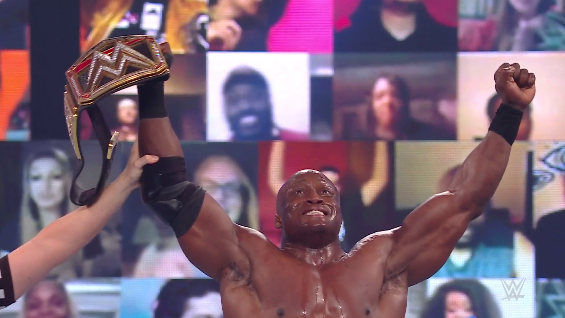 Drew McIntyre Reacts To Bobby Lashley Winning WWE Championship