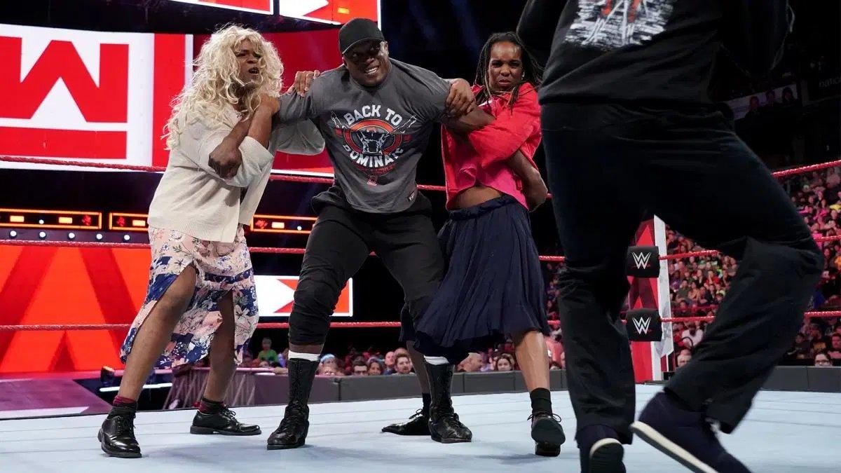 Bobby Lashley  May 2018 | March 2021 #WWERaw