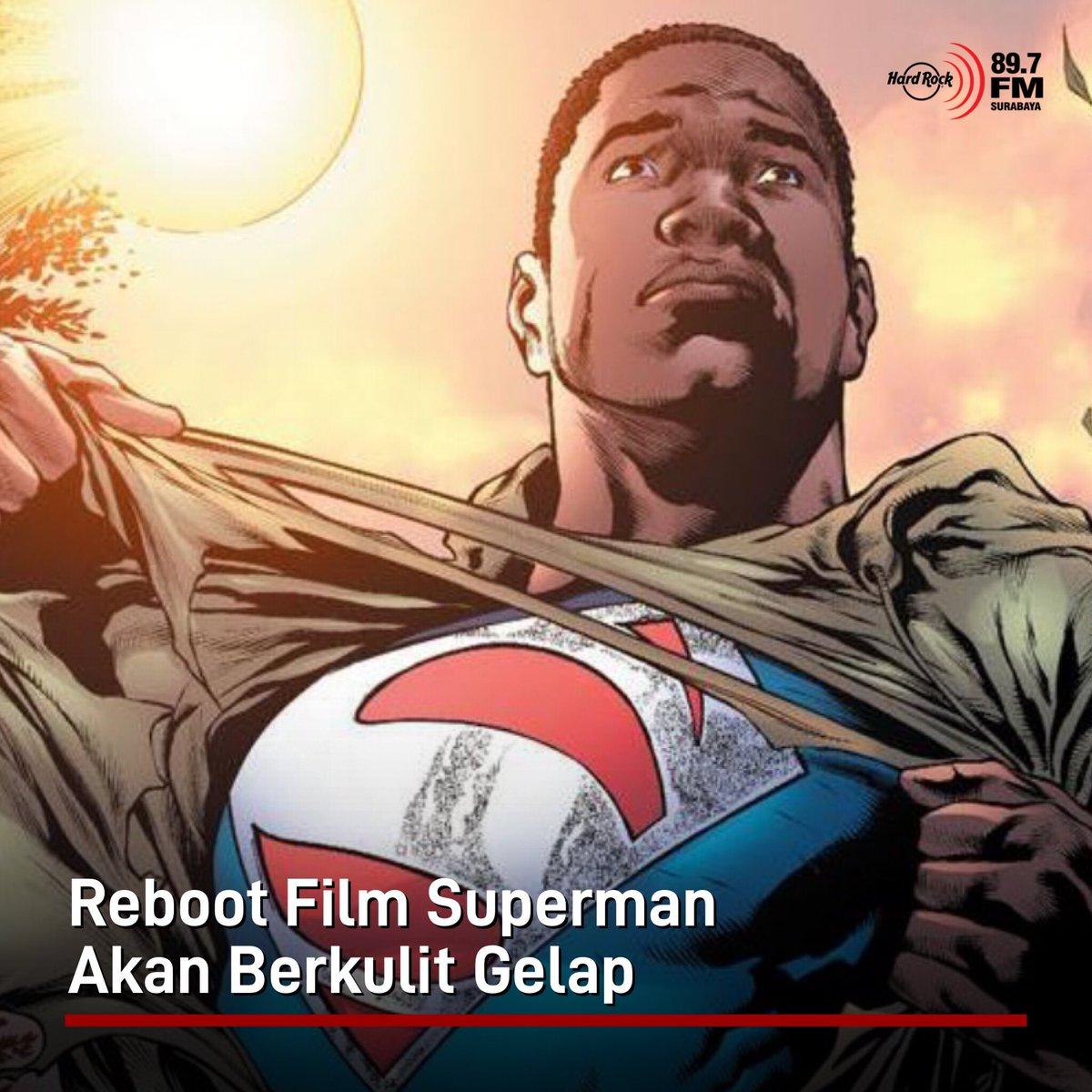 #HRFMNews Warner Bros dan DC Films kabarnya akan mengenalkan Superman berkulit gelap di film reboot terbaru.  J.J Abrams ditunjuk sbg sutradara dan Ta-Nehisi Coates sbg penulis naskahnya. Nama Michael B. Jordan dikabarkan jadi salah satu kandidat yang kuat.  Kira2 siapa yg cocok?