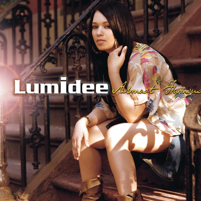"""Am I the only person who was obsessed with Lumidee's """"Almost Famous"""" album? 😂"""