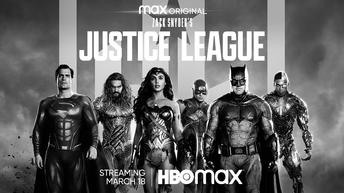 An unprecedented cinematic event 🔥 Zack Snyder's Justice League premieres March 18 on HBO Max. #SnyderCut