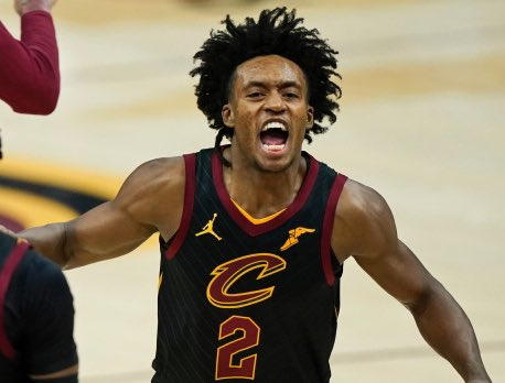 Collin Sexton is a certified bucket:  39 PTS 8 AST 3 REB 60 FG% 50 3P%  Young Bull. 🔥🔥 https://t.co/s5WMpdVJtd