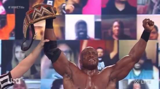 Bobby Nuevo Champs de Champs #WWERaw #wwe