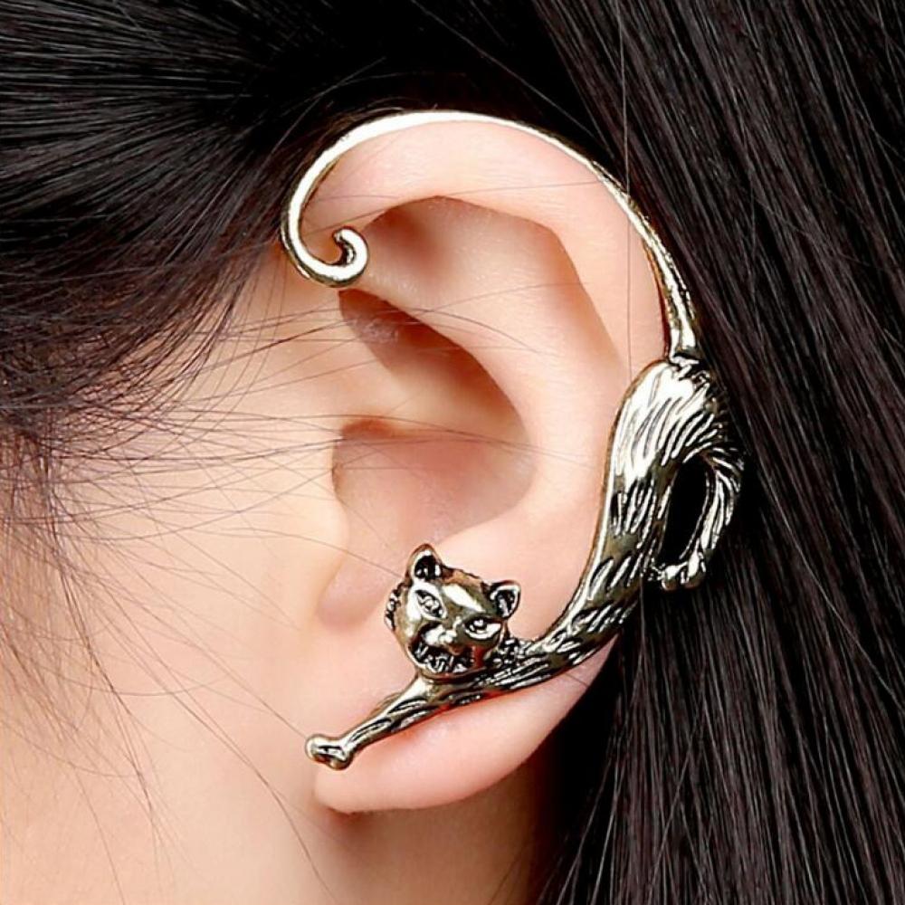 #friends #cool Women's Gothic Cat Ear Cuff