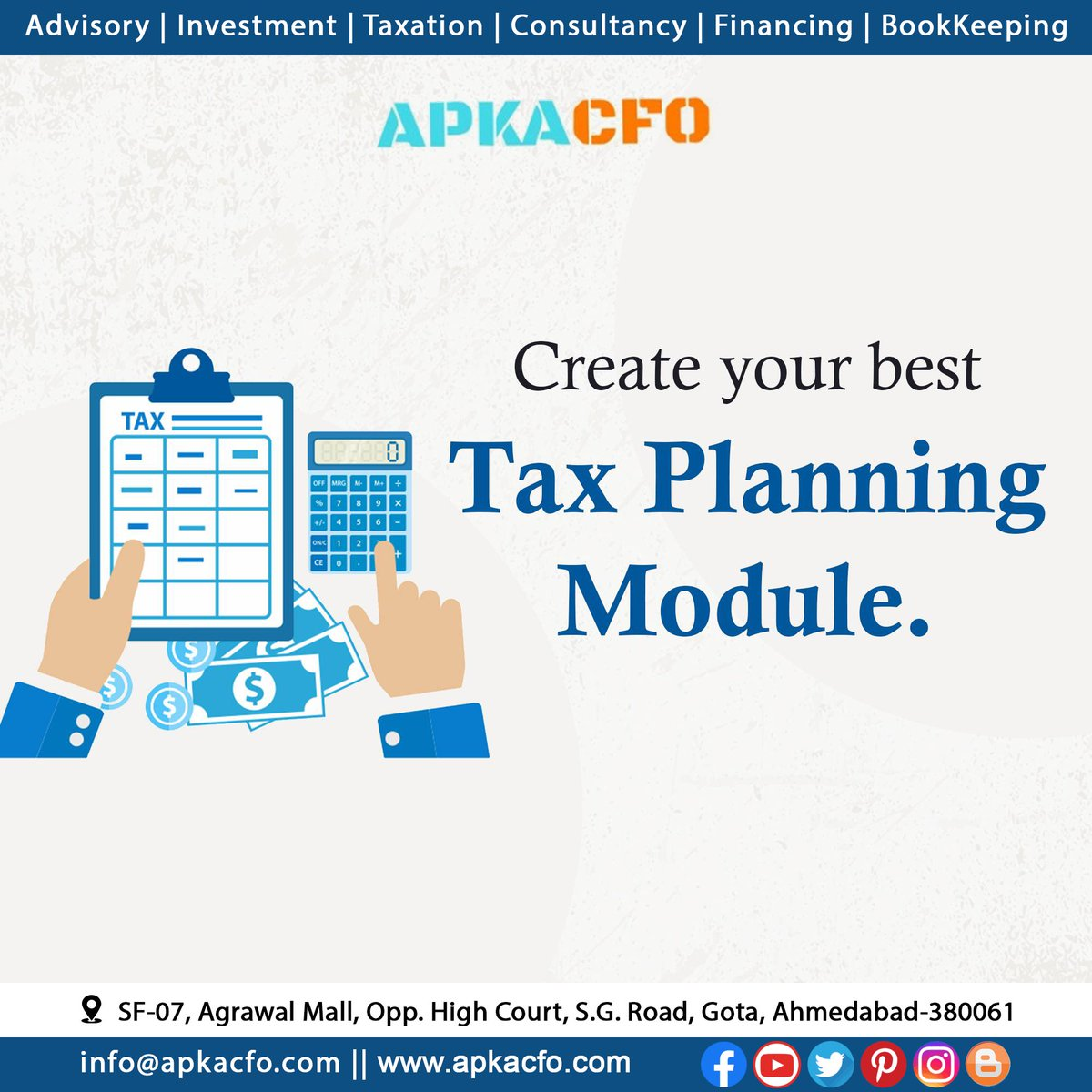 With #APKACFO #plan your #taxes more effective way to increase #profitability   #accountant #businessowner #incometax #entrepreneurship #taxrefund #income #smallbusiness #cash #business #accounting #wealth #motivation #money #financialfreedom #finance #startup #entrepreneur