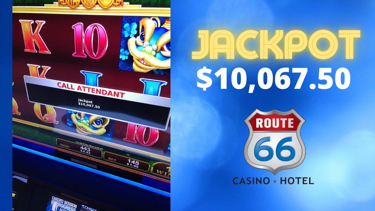 Norman hit a nice $10,067.50 #jackpot on the Lion Carnival slot yesterday! 🦁 🎰 💰 👏🏻   #SundayFunday #rt66casino #RT66Jackpot #abq