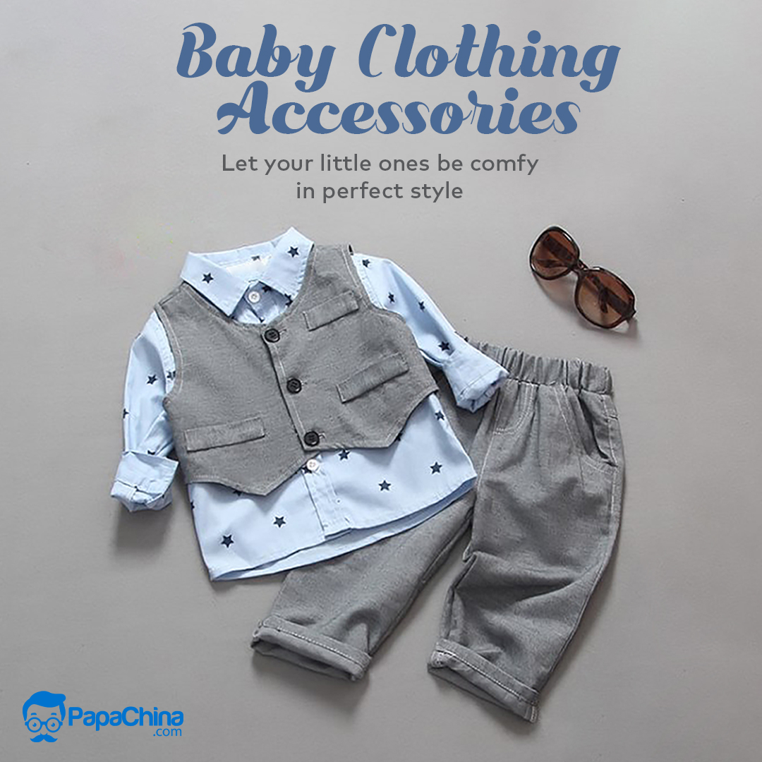 Baby Clothing Accessories - Let your little ones be comfy & in perfect style. For more information visit:   #clothes #babyclothes #clothing #stylish #wholesale #baby #comfortable #Trending #giftideas #gifts #fashion