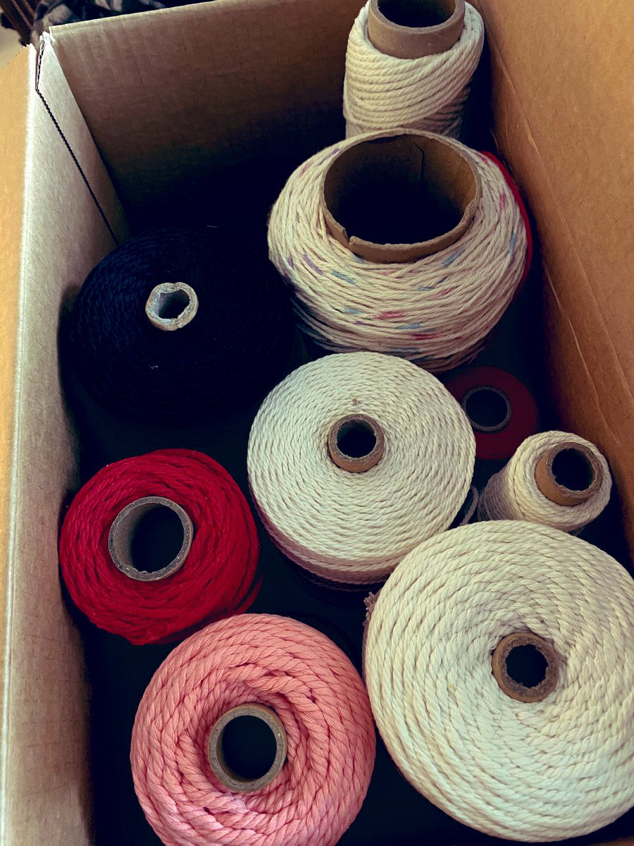 anyone else get excited about their craft supplies? #smallbusiness