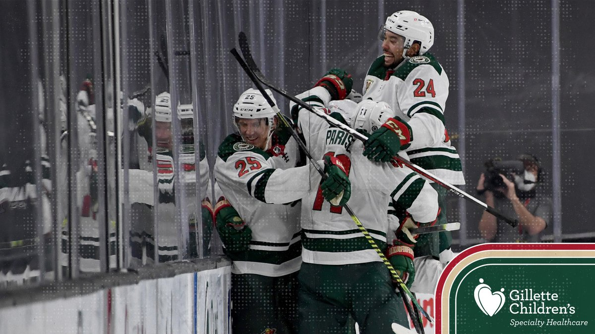no one is more excited about hockey hugs than Dumba 🤣