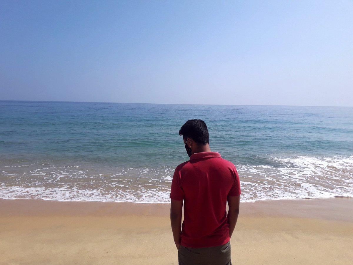 #Solitude . . . . . . . #Water #ideas #Aaroophan #edited #enjoy #friends #family #fun #memories #excited #beach #beachday #trip #travelphotography #traveldiaries #srilanka #sun #nature #ocean #Sea #sand #shore #waterfoam #seashore #wave
