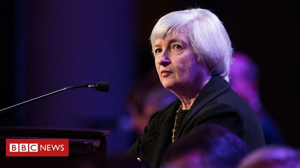 US Treasury @JanetYellen warns of 'explosion' of #cybercrime risk >> https://t.co/KUY7Eli6eo on @BBCNews  #cybersecurity #security #cyberthreats #cyberattacks #databreaches #ransomware #cybercriminals #tech #business #leaders #leadership #management #CISO #CIO #CTO #CEO https://t.co/rA29apFhfc