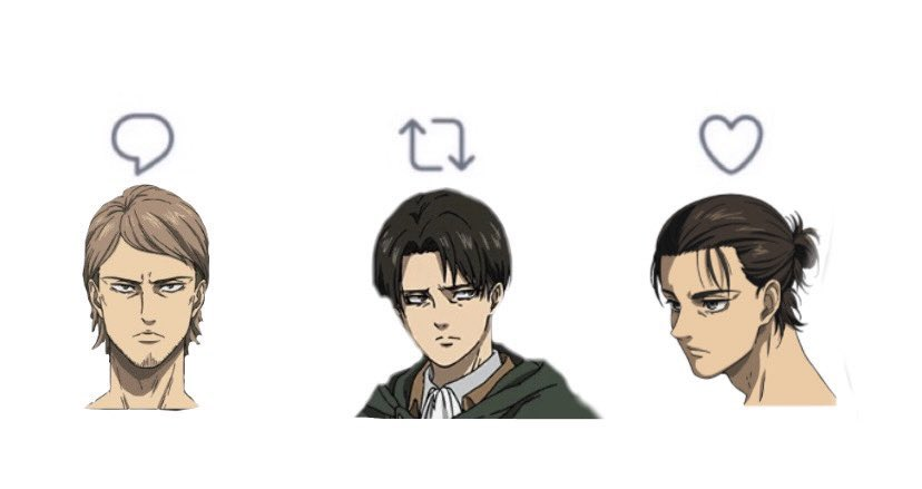 Replying to @AoTJewels: Attack on Titan fans, decide
