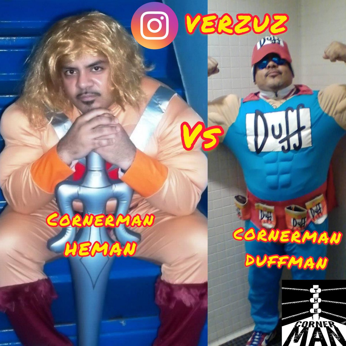 The most talked about #Verzuz #verzuzbattle #instagram ##cornermanhistory #cornerman Cornerman Juan Jeremy #cornermanmotivation #comedy