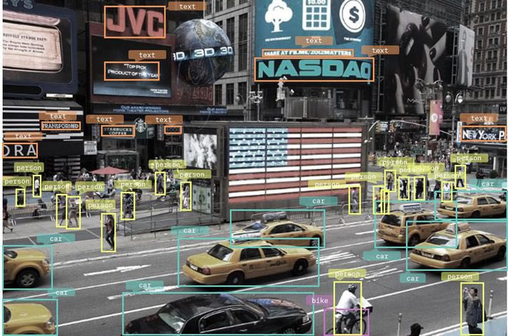 A Wave Of Billion-Dollar Computer Vision Startups Is Coming  #ComputerVision #AI #Startup #SelfDrivingCars #DeepLearning   @EvanKirstel @Ronald_vanLoon @DrJDrooghaag @ShiCooks @Fabriziobustama @diioannid @HeinzVHoenen @anja_hendel  https://t.co/vFax0YX2Ud https://t.co/y8hSphqCjg