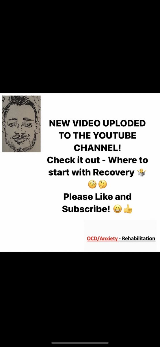 NEW VIDEO OUT NOW!! Check out out ✅  📚📚Get your self help guide to #recovery from #ocd and #anxiety today! DM now to order one #ocd #anxiety #mentalhealth📚📚  Watch 🎥 YouTube to help you ⬇️    #OCD #anxietydisorders #AnxietyMakesMe #mentalhealth #ocd