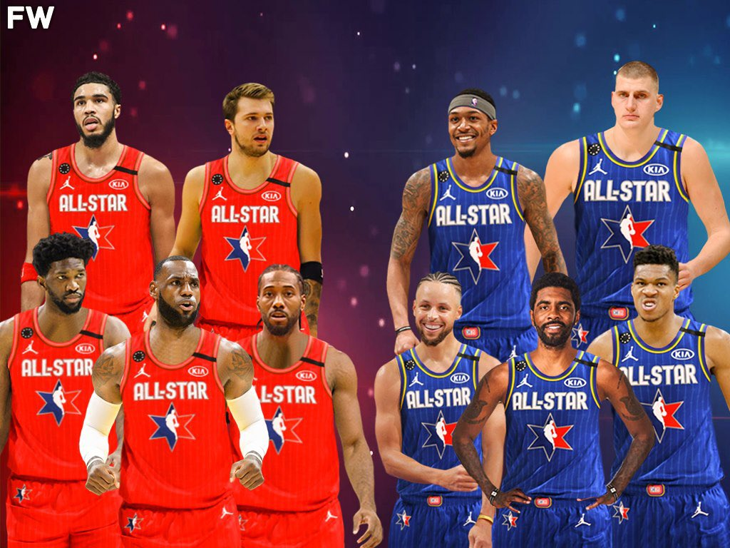 2021 NBA All-Star Game Mock Draft, according to Fadeaway World  https://t.co/VcoP5x1NXk https://t.co/x5RTtN8mUA