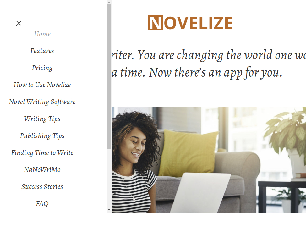#Novelize – A Crossplatform Novel Writing Software Review  Novelize is a new player in the novel writing software world. It was created two years ago and is completely web-based.  #novel #writingtips #software #novelwriting #indieauthor
