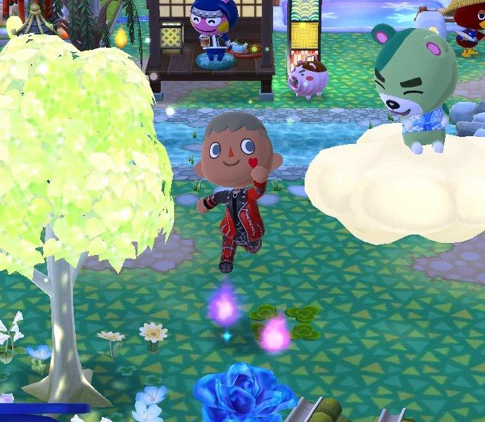 @Pocket_Camp I feel like I can fly i- 😳