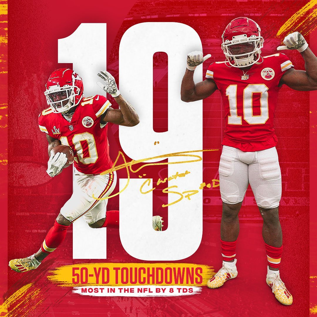 Kansas City #Chiefs: Since entering the league, no other offensive player can get close to ...       #AmericanFootballConference #AmericanFootballConferenceWestDivision #Football #KansasCity #KansasCityChiefs #Missouri #NationalFootballLeague #NFL
