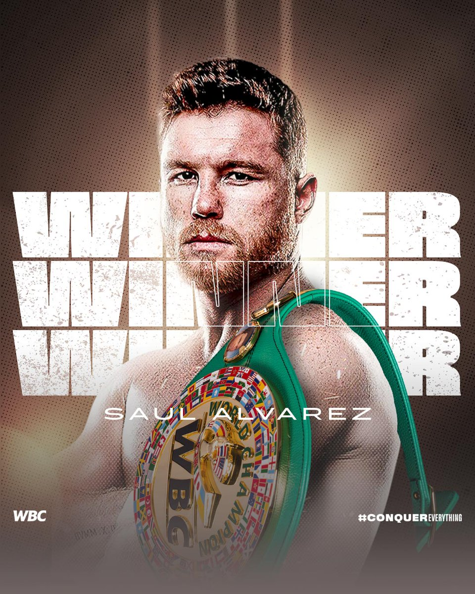 The super-middleweight champ defends his crown!  #canelo #boxing #floydmayweather #boxeo #anthonyjoshua #mannypacquiao #ggg #mayweather #ufc #tysonfury #mma #miketyson #caneloalvarez #ryangarcia #deontaywilder #conormcgregor #boxingtraining #muhammadali #gervontadavis