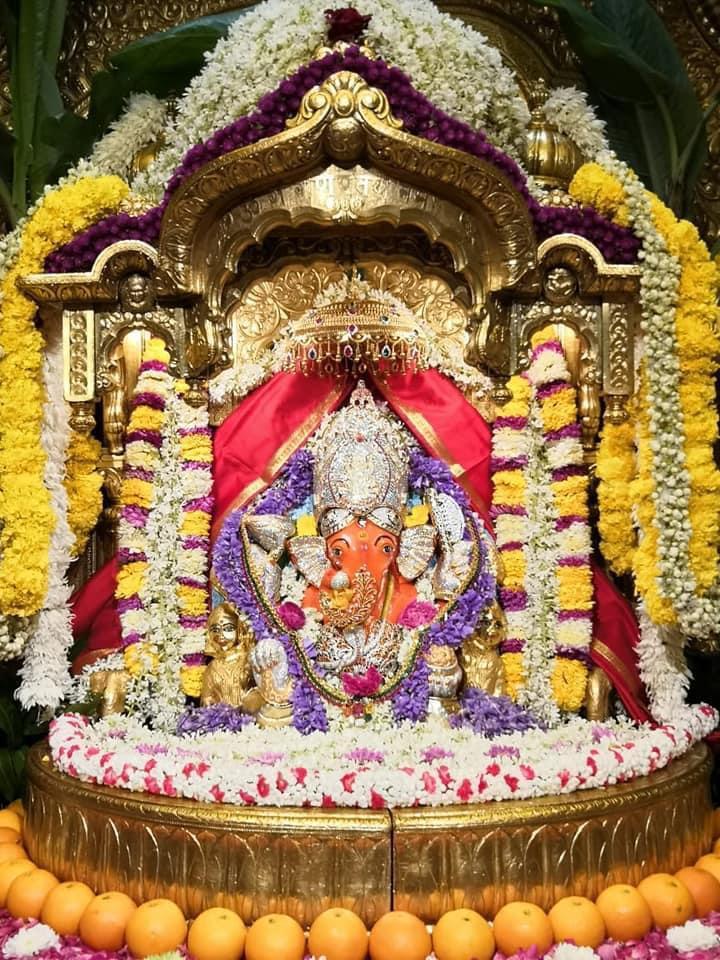 T 3830 -Angaraki Chaturthi Darshan - Siddhivinayak Temple 😇🙏🏻