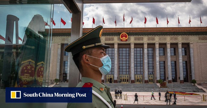 China's 'two sessions': Beijing set to signal post-Covid economic confidence Photo
