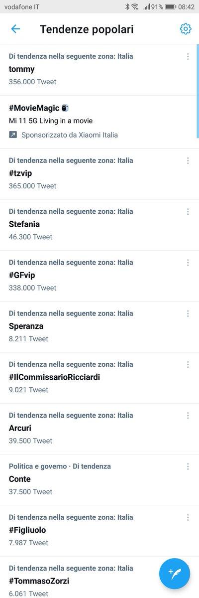 #TommasoZorzi