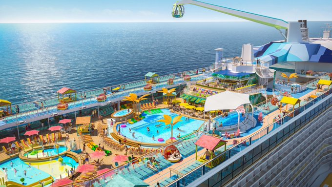 Royal Caribbean to Launch Fully Vaccinated Israel Cruises in May Photo