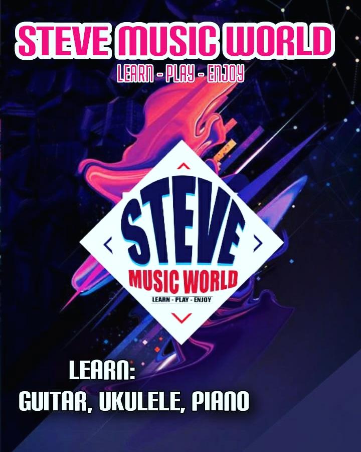Steve Music World,  learn #music #Guitar #ukulele #piano. . . . #elearning #education #onlinelearning #learning #covid #edtech #online #school #distancelearning #teaching #students #training #onlinecourses #digitallearning #onlineclasses #elearningdevelopment #edchat #learn