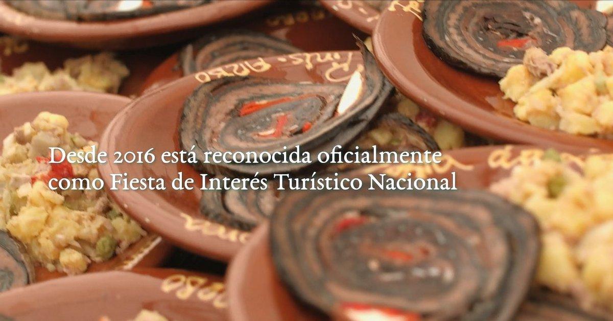 #BuenosDiasATodos #goodmorning  #fiesta de la lamprea de Arbo, el último fin de semana de Abril