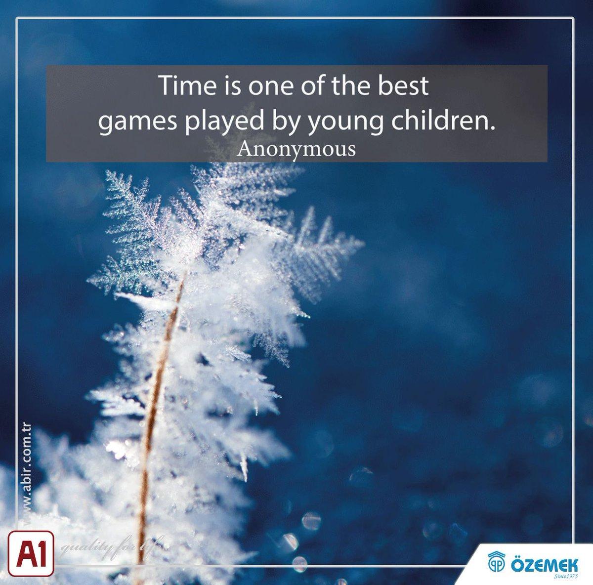 Time is one of the best games played by young children. . Zaman küçük olan çocuklar tarafından oynanan en iyi oyunlardan biridir. . #Günaydın #GoodMorning #A1 #Anonim #Zaman #depth #Özemek #A1PvcMarket #dekorasyon #decoration #mobilya #furniture #kitchen #mutfak #manufacturer