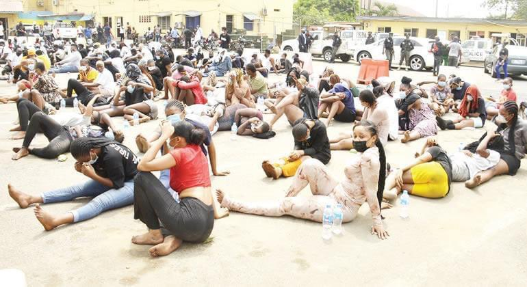 Lagos Court Fines Arrested Cubana Nightclub Fun Seekers N6.8m