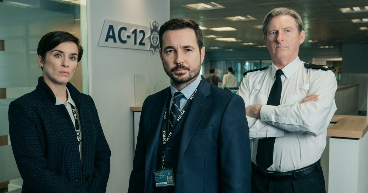 🚨 Calling all #LineOfDuty fans 🚨 You need to plug into the official @BBCSounds podcast: