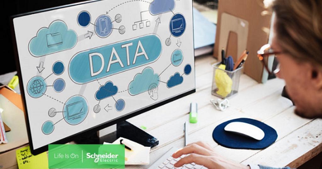 Kennen Sie schon die Vorteile unseres cloudbasierten #Datacenter Infrastrukturmanagement / #DCIM? Schauen Sie einmal hier 👉  Schneider Electric #IoT