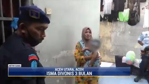 Seorang ibu rumah tangga di kabupaten Aceh Utara terpaksa mendekam di lembaga pemasyarakatan kelas dua B Lhoksukon, Aceh Utara, bersama anaknya yang masih balita. Ia divonis bersalah karena menyebarkan video keributan kepala desa ke media sosial.  #MetroSiang #KnowledgeToElevate