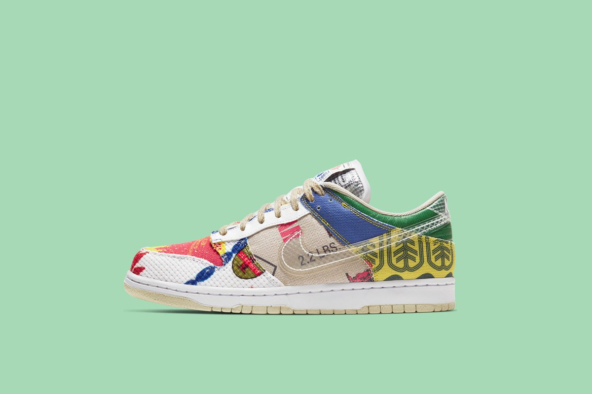 Footshop online raffle live for the Nike Dunk Low SP