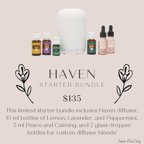The cutest starter bundle was released for March! If you struggle with #seasonal #allergies then this is the bundle for you! So glad we chose #natural solutions over store bought yuck.   #tuesdayvibe #tuesdaymotivations #MarchMadness #march #springtime #newmonth