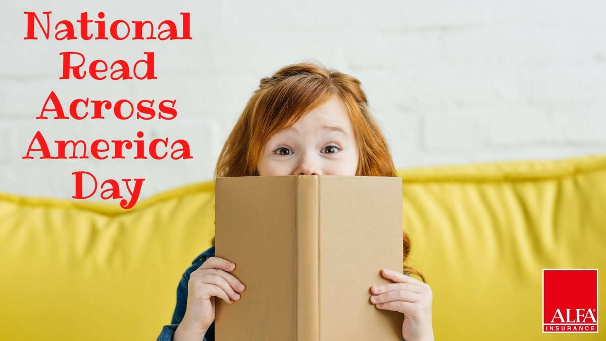Today is National Read Across America Day! This day was created to help encourage reading among children and happens on the birthday of Dr. Seuss. 📚 #ReadAcrossAmericaDay